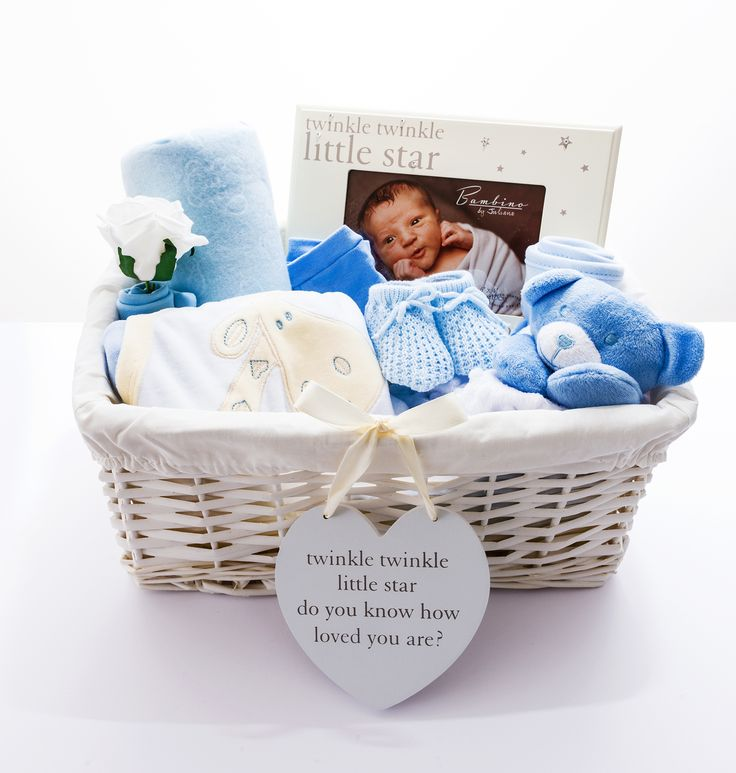 699 best baby basket images on pinterest baby presents baby gifts twinkle twinkle its a boy baby hamper solutioingenieria Image collections