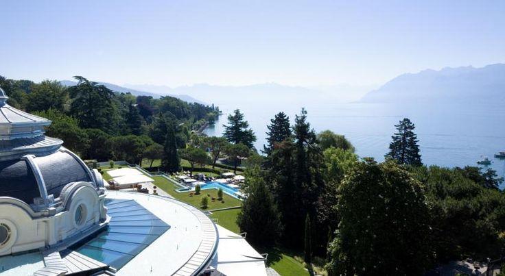 Booking.com: Hôtel Beau-Rivage Palace - Lausanne, Suisse