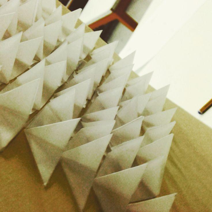 Basso rilievo - moduli in carta lucida