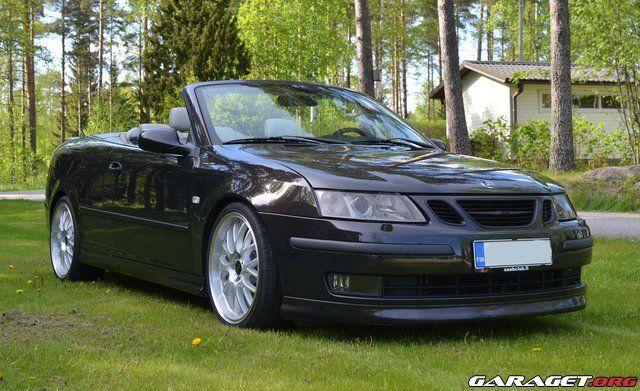 Garaget | Saab 9-3 Aero Cabriolet (2004)