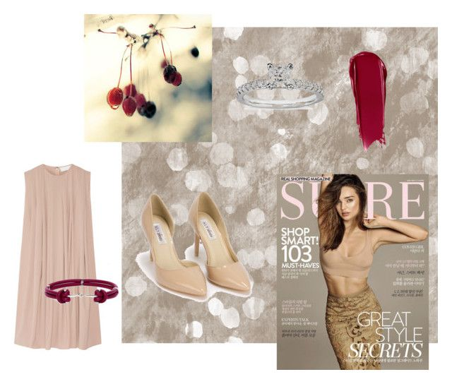 """Delicate nudes"" by foreversearching4inspo on Polyvore"