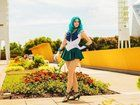 """[Self] Cosplayer Katie George talks about her love for the anime Princess Tutu and why she cringes when people call her a """"professional cosplayer."""""""