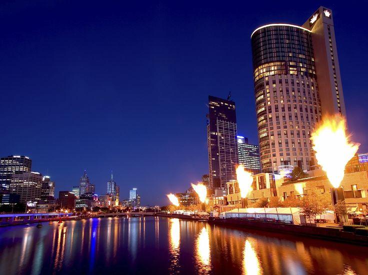 Crown Casino. Melbourne