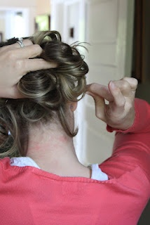 Quick and Easy 5 Minute Hair