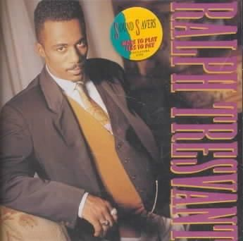 With Bobby Brown, Bell Biv DeVoe, and Johnny Gill all doing quite well outside of New Edition in 1990, it wasn't surprising that colleague Ralph Tresvant pursued a solo career. This self-titled R&B/po