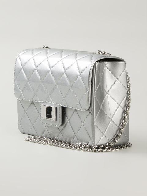 НЕ кожа - 9 605,61 ₽ руб -Designinverso маленькая стёганая сумка на плечо