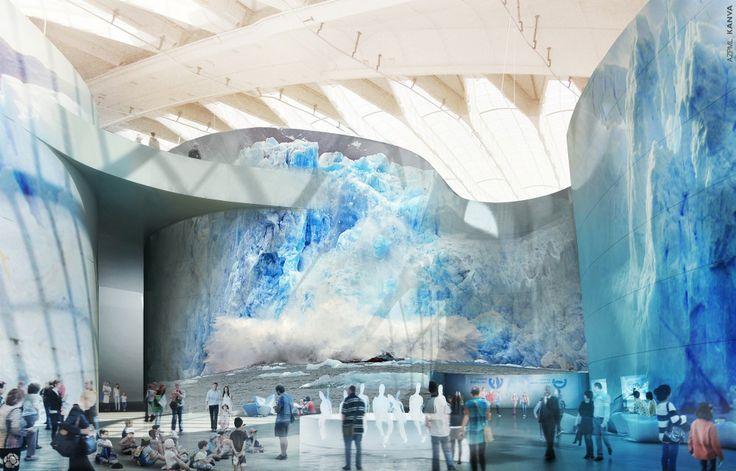 AZPML and KANVA Reimagine Montréal's Biodome in Winning Competition Design
