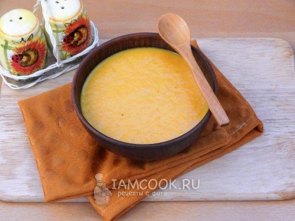 Фото диетического супа-пюре