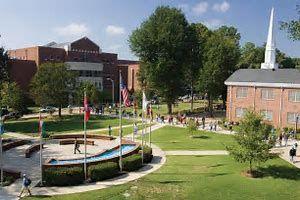 Ouachita Baptist University  Arkadelphia, Arkansas