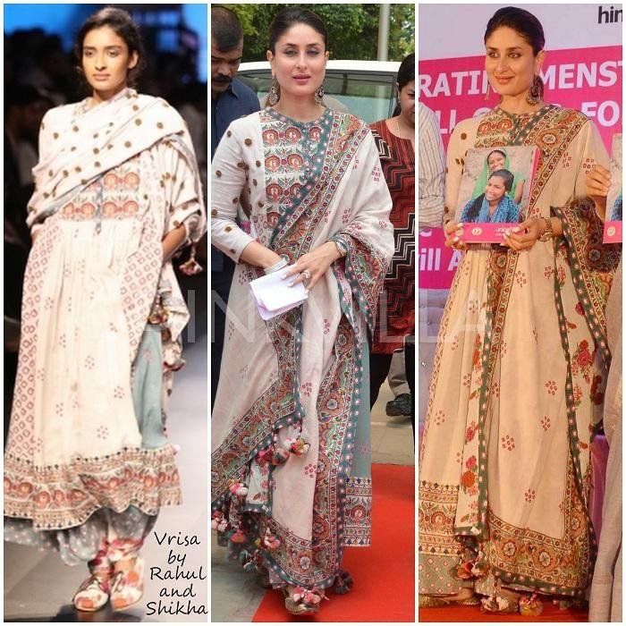 Celebrity Style,kareena kapoor,tanya ghavri,kareena kapoor khan,Vrisa by Rahul and Shikha