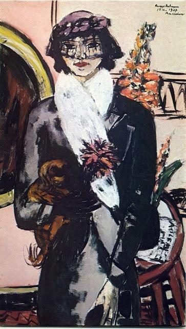 Max Beckmann – Eugene Eugene – Webová alba Picasa  ~Via Daniel Marhuenda