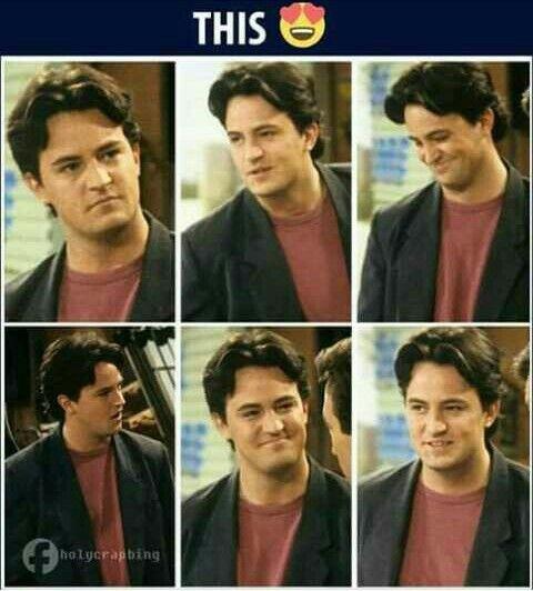 Chandler....fav