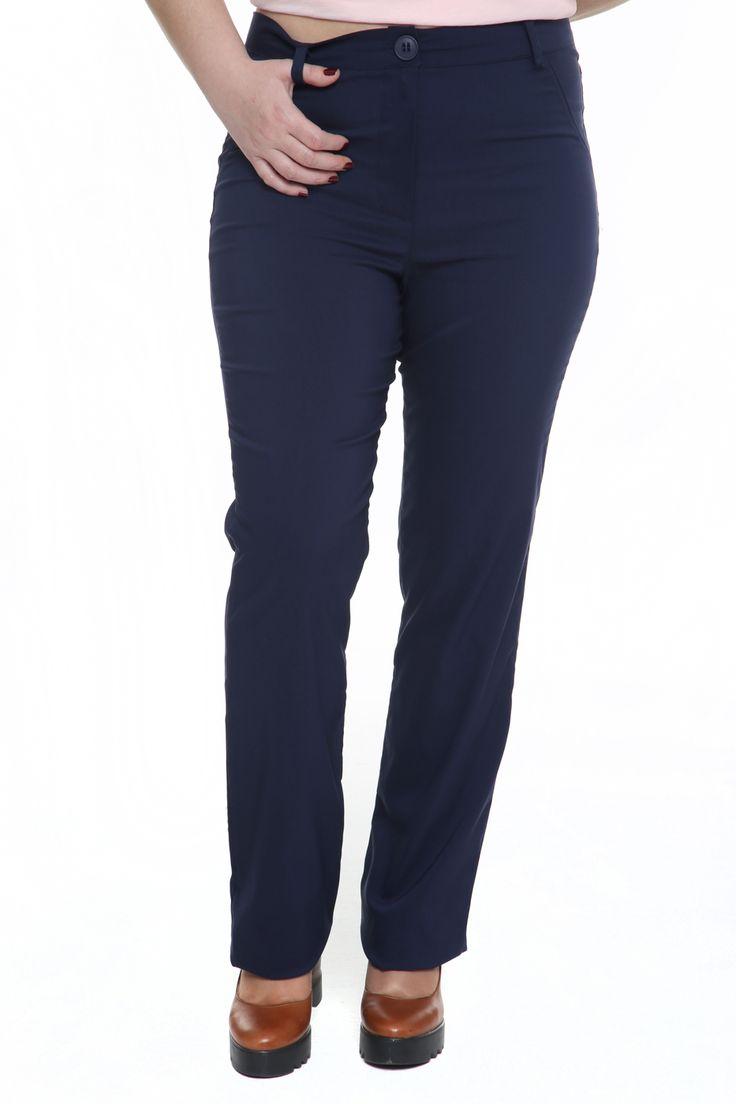 Παντελόνι γκρο ίσιο | #PlusSize #MegalaMegethi