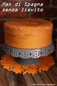 Pan di Spagna di 20 cm di diametro, alto 10 cm (tortiera da cake design) Il pan di spagna è un dolce morbido e profumato usato co...