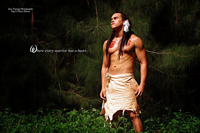 """""""Where Every Warrior Has a Heart"""" - Kocoum from """"Pocahontas"""" by Duy Truong Photography"""