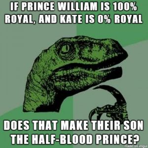 The Best Royal Baby Memes