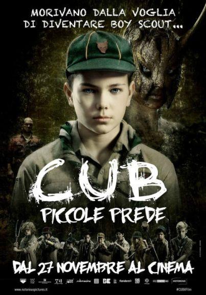 CUB - Piccole prede (film, horror) dal 27 novembre 2014 al #cinema ... #film #trailer