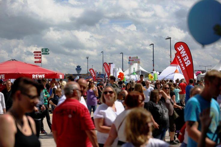 REWE Family Fest 2017 auf dem Flughafen Köln/ Bonn: Das kostenlose Event… #Freizeit_Kultur #Genuss #Andi_Schweiger #Andreas_Wurm #Beauty