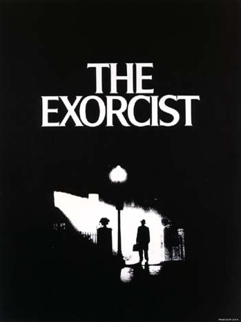 1973 The Exorcist Original Film Poster. £950 at Vintage Seekers.