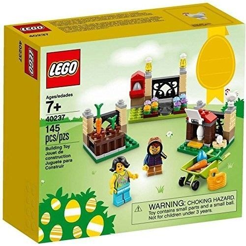 The 25 best easter lego ideas on pinterest lego decorations lego easter egg hunt building set seasonal boxed set 145 pieces with minifigures lego negle Image collections