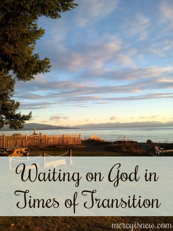 WAITING ON THE LORD: BIBLE STUDY - biblestudies4u.info