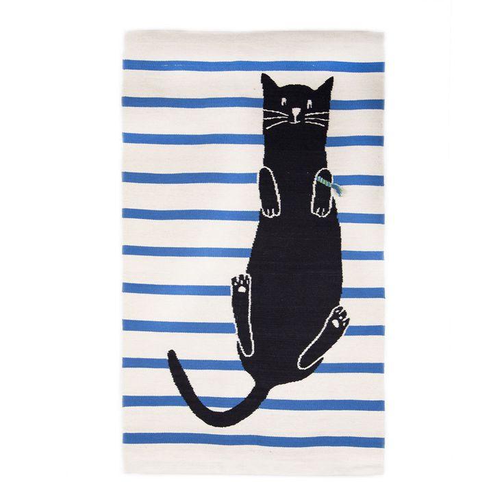 Oeuf Cat Rug