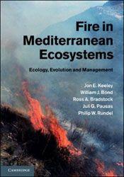 Obra que ofrece un análisis profundo acerca de la ecología de los organismos que presentan adaptaciones al fuego en los ecosistemas mediterráneos, como acerca de la importancia del fuego en el modelado de los ecosistemas terrestres. El análisis de los ecosistemas mediterráneos permite abordar la perspectiva de regiones que se hallan geográficamente separadas pero que han convergido ecológicamente, de manera que se puede analizar la diversidad de tipos de fuego y su impacto. #sjma