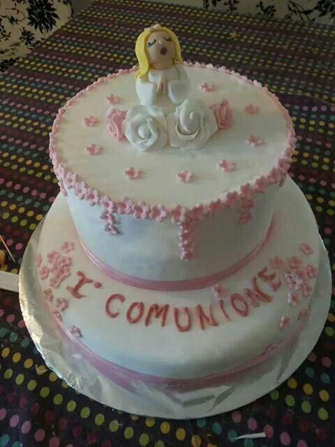 """Torta"""" comunione"""""""