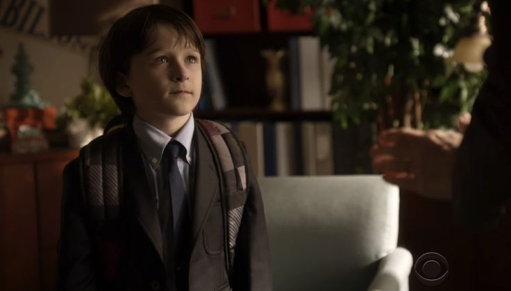 Episode 21- Cliffhanger: Ralph is mini Walter #TeamScorpion #ScorpionCBS