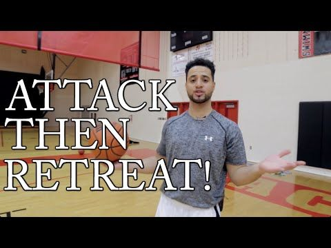 Youth Basketball Drill: How To Basketball Moves & Drills For Beginners! AT...