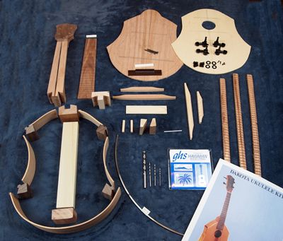 54 Best Images About Diy Musical Instrument Kits On
