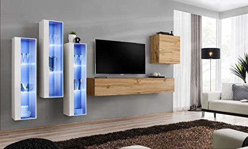 Domadeco Soho 13 Wall Mounted Cabinets Modern Unique Furniture For