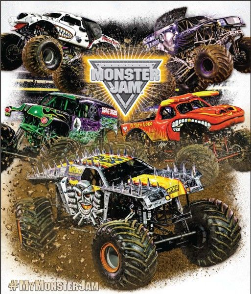 1000+ images about Monster Trucks on Pinterest | Monster