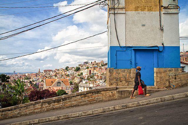 TANANARIVE (MADAGASCAR)