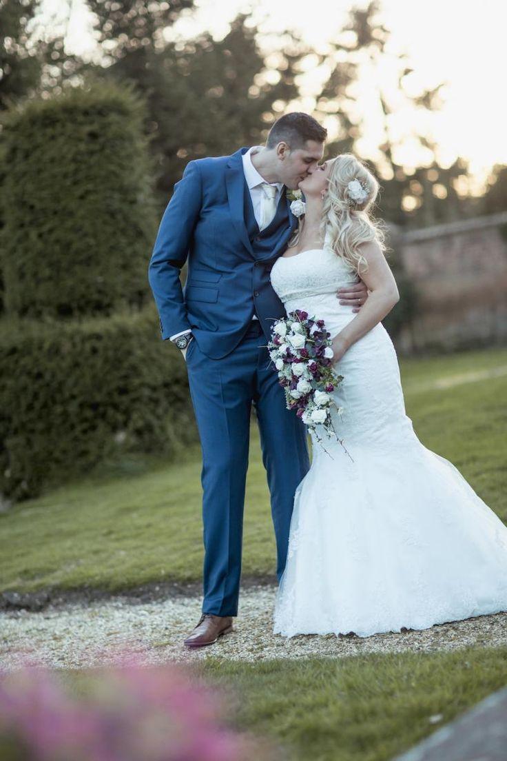 The Newlywed Couple #bijourealwedding #bijoucouple #brideandgroom #weddingday #weddingvenue #luxury #elegance