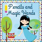 Pencils and Magic Wands