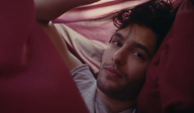 "Alexander Koch in Julia Michaels's ""Issues"" music video"