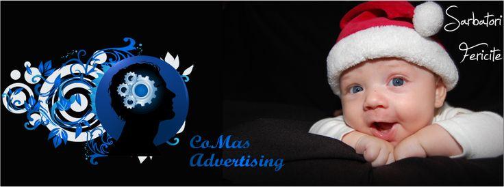 Banner online - Craciun - CoMas Advertising