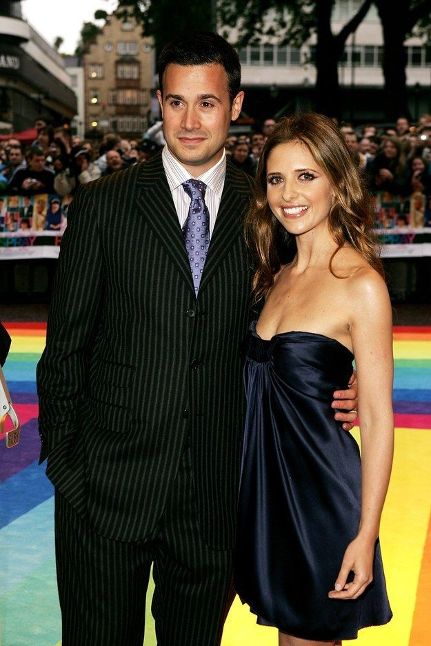 I got Sarah Michelle Gellar and Freddie Prinze Jr.! Which Celebrity Couple Are You And Your Pet?