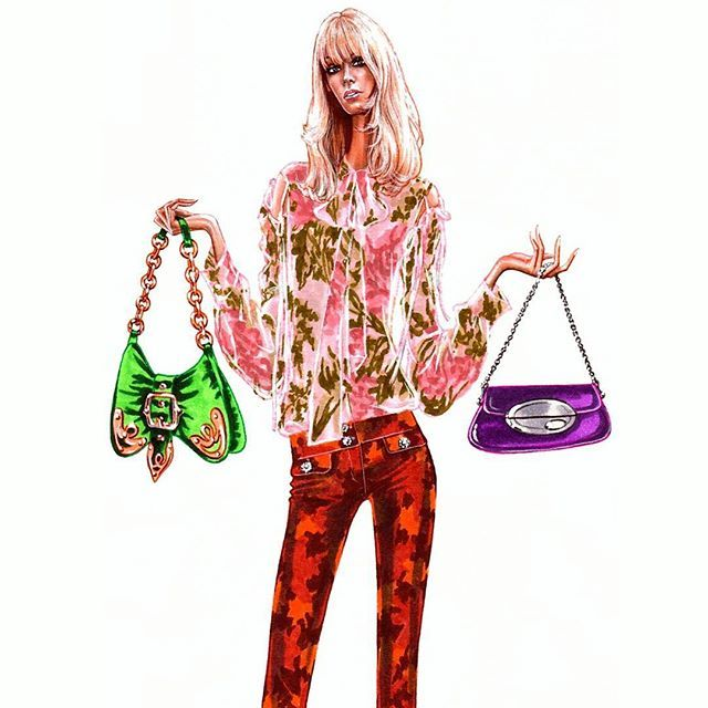 Arturo Elena - ♎ LIBRA TIME  Dolce & Gabbana, Etro & Prada