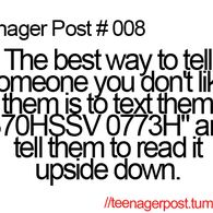 This page is missing Teenager posts 82