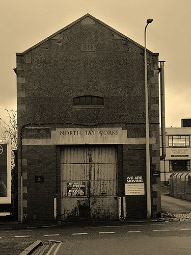North Tay Works, Dundee