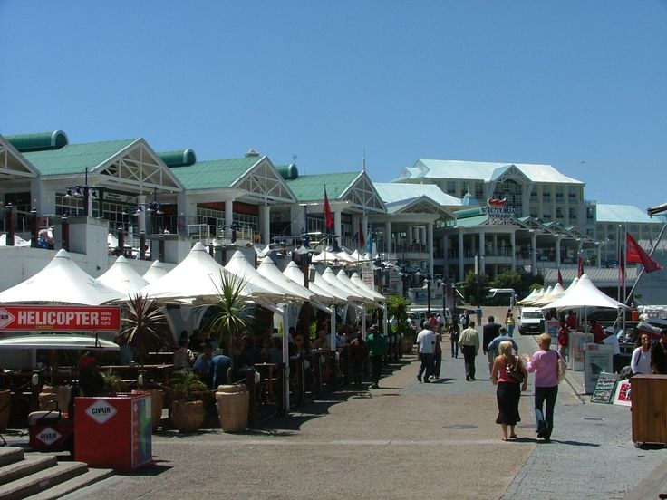 Victoria and Albert Waterfront -  CapeTown, SA.