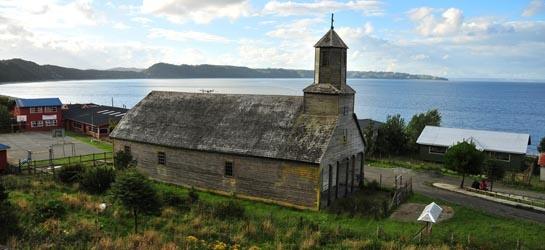 Iglesias de Chiloe, Patrimonio de la Humanidad