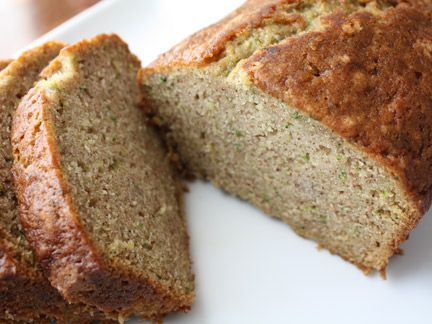 zucchini bread - once I try this, I'll let you know how good it is.Beats, Brown Sugar, Yummy Recipe, Yummy Food, 5 Ingredients Zucchini Breads, Breads Zucchini, Aunts, Apples, Baking