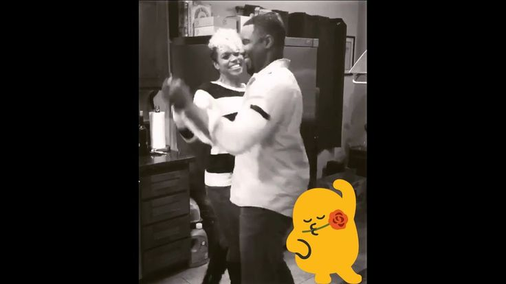 Michael Jai White Dancing with his Wife Gillian White so Amazing