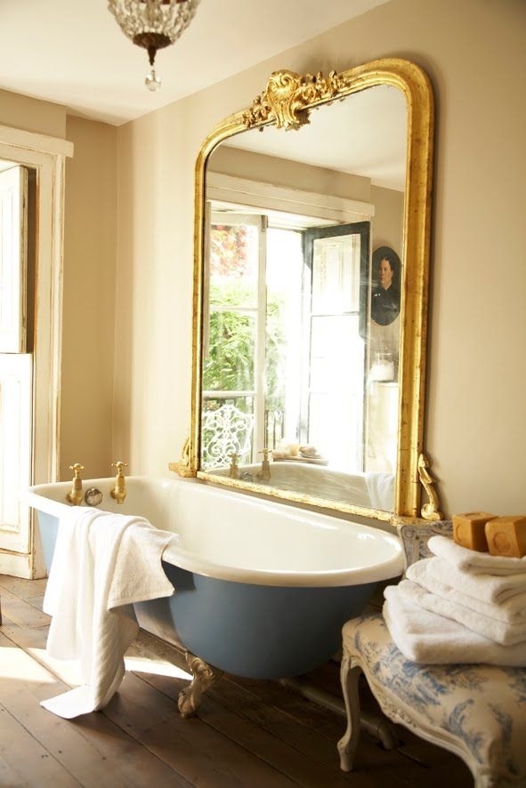 37 best images about claw foot tub on pinterest soaking for 7 foot mirror
