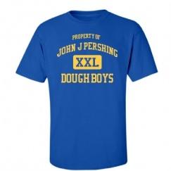 John J Pershing High School - Detroit, MI | Men's T-Shirts Start at $21.97