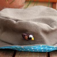 Chapeau d'été enfant Patron gratuit vêtements poupée