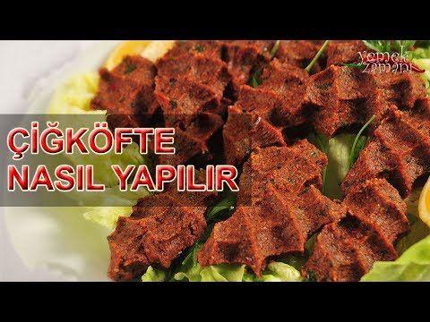 Bu Tariften sonra Dışarda satılan Çiğ köfteleri Unutun - Sos Tarifi ile Etsiz ÇİĞ KÖFTE - YouTube